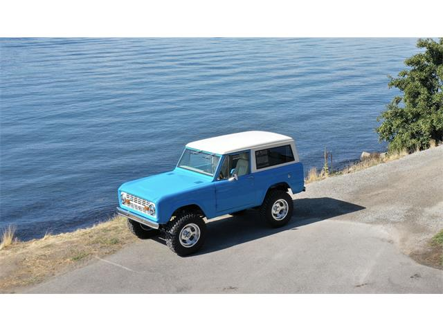 1974 Ford Bronco (CC-1524215) for sale in Los Angeles , California