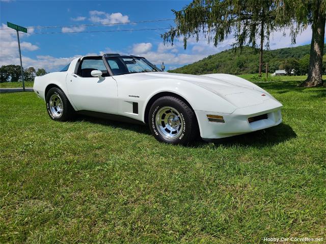 1982 Chevrolet Corvette (CC-1524217) for sale in martinsburg, Pennsylvania