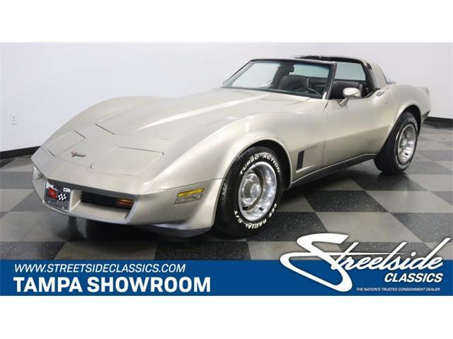1981 Chevrolet Corvette (CC-1520422) for sale in Lutz, Florida