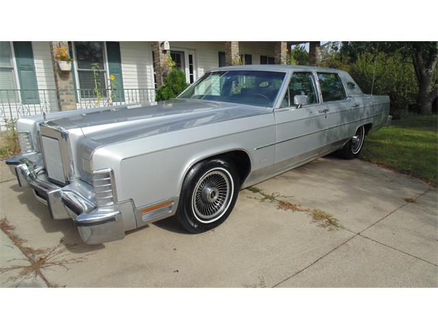 1978 Lincoln Town Car (CC-1524225) for sale in Rochester, Minnesota