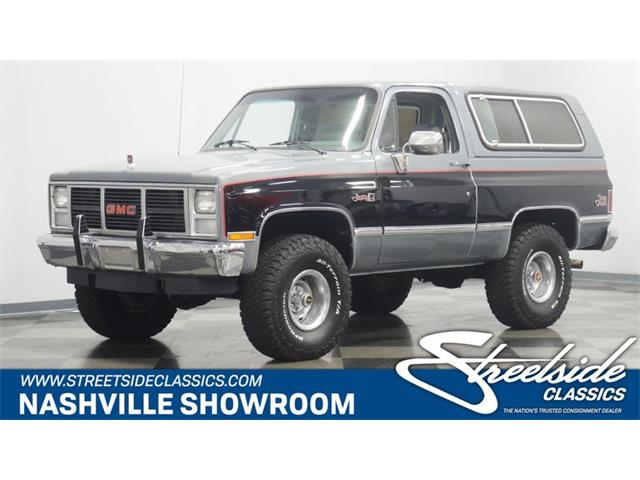 1988 GMC Jimmy (CC-1520423) for sale in Lavergne, Tennessee