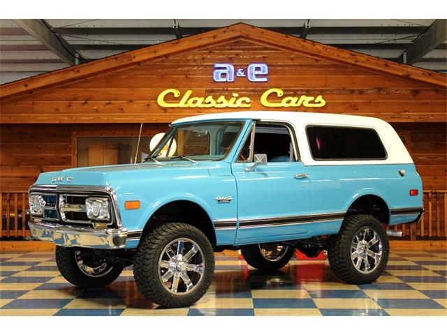 1972 GMC Jimmy (CC-1524230) for sale in New Braunfels , Texas