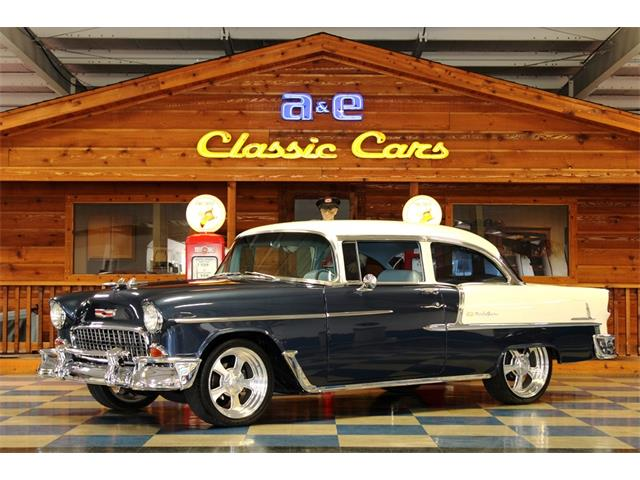 1955 Chevrolet 210 (CC-1524232) for sale in New Braunfels , Texas