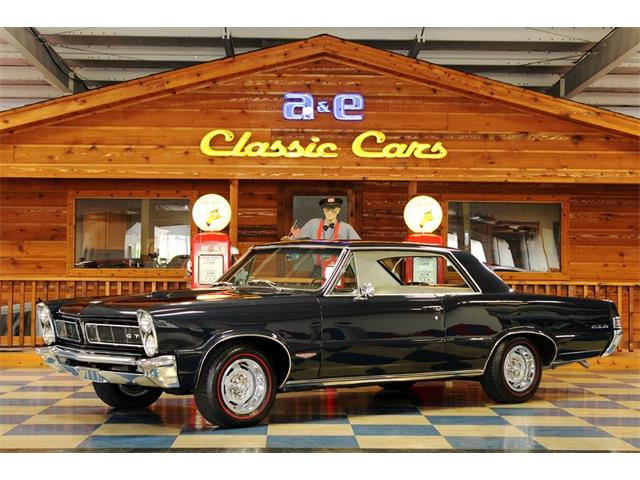 1965 Pontiac GTO (CC-1524233) for sale in New Braunfels , Texas