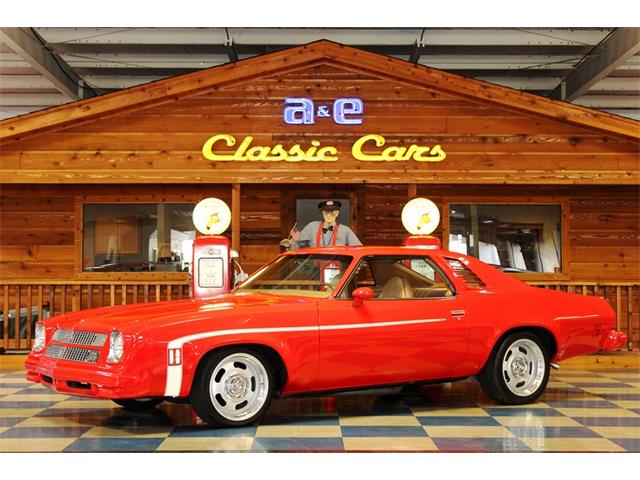 1974 Chevrolet Laguna S3 (CC-1524236) for sale in New Braunfels , Texas