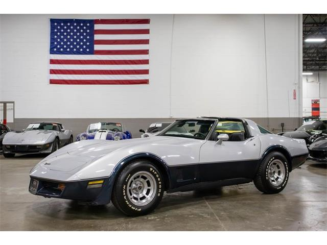 1981 Chevrolet Corvette (CC-1524250) for sale in Kentwood, Michigan