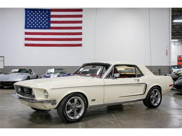 1968 Ford Mustang (CC-1524253) for sale in Kentwood, Michigan