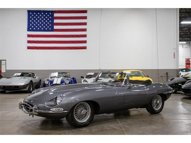 1967 Jaguar XKE (CC-1524257) for sale in Kentwood, Michigan