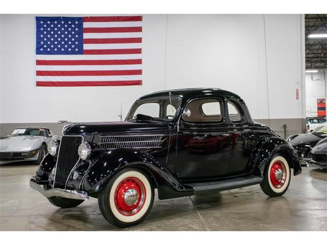 1936 Ford 5-Window Coupe (CC-1524258) for sale in Kentwood, Michigan