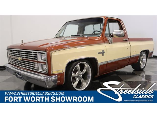 1983 Chevrolet C10 (CC-1524259) for sale in Ft Worth, Texas