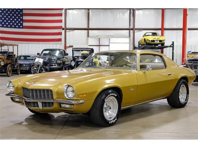 1970 Chevrolet Camaro (CC-1524260) for sale in Kentwood, Michigan