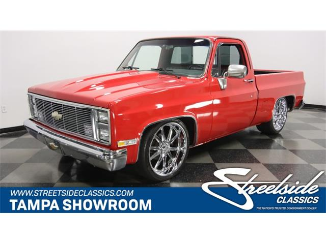 1985 Chevrolet C10 (CC-1524269) for sale in Lutz, Florida