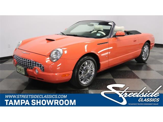 2003 Ford Thunderbird (CC-1524271) for sale in Lutz, Florida