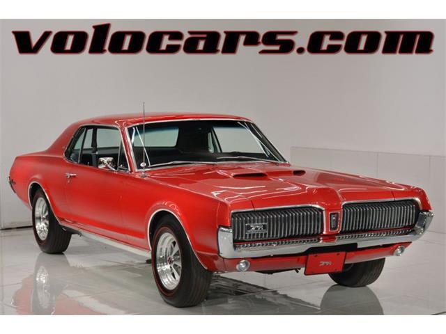 1968 Mercury Cougar (CC-1524289) for sale in Volo, Illinois