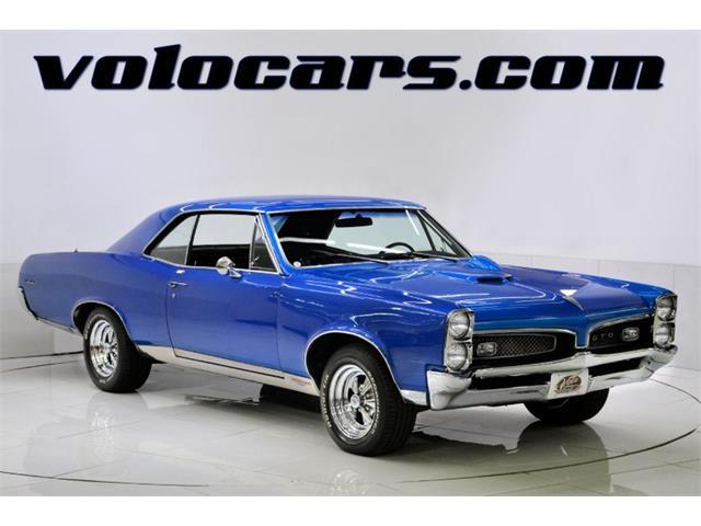 1967 Pontiac GTO (CC-1524290) for sale in Volo, Illinois