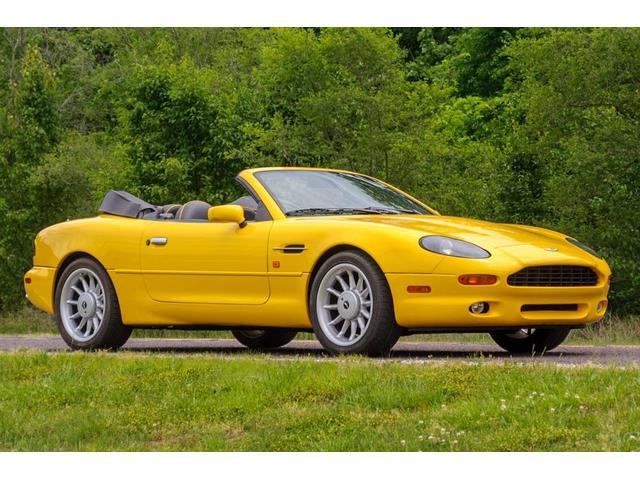 1998 Aston Martin DB7 (CC-1524294) for sale in St. Louis, Missouri