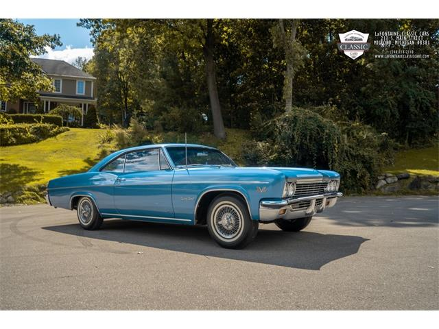 1966 Chevrolet Impala (CC-1524306) for sale in Milford, Michigan