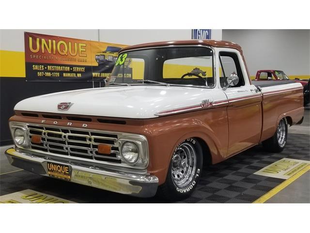 1963 Ford F100 (CC-1520431) for sale in Mankato, Minnesota
