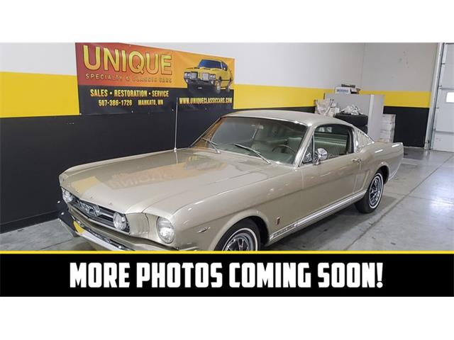 1966 Ford Mustang (CC-1520432) for sale in Mankato, Minnesota