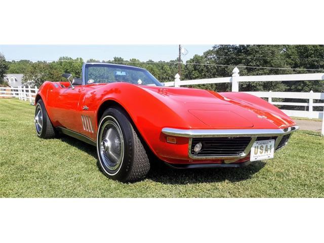 1969 Chevrolet Corvette (CC-1524321) for sale in Greensboro, North Carolina