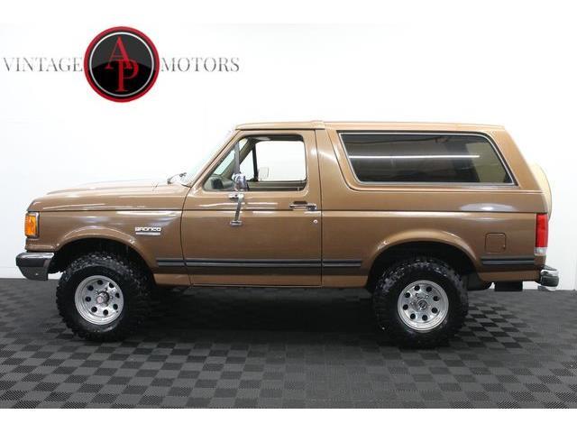 1987 Ford Bronco (CC-1524328) for sale in Statesville, North Carolina