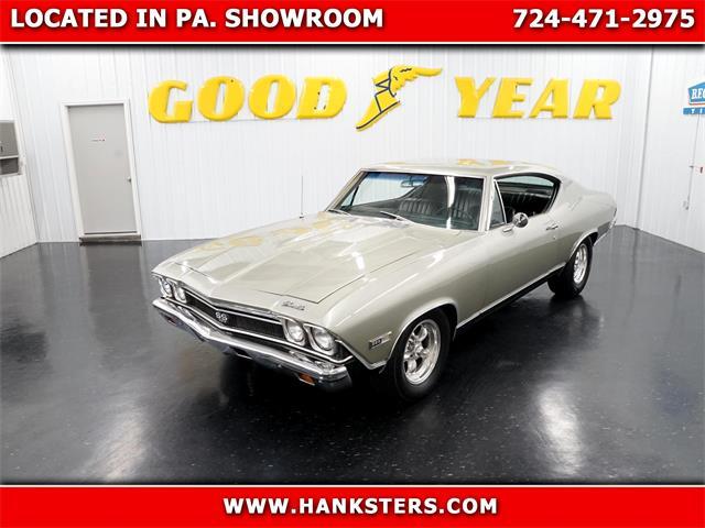 1968 Chevrolet Chevelle (CC-1524329) for sale in Homer City, Pennsylvania