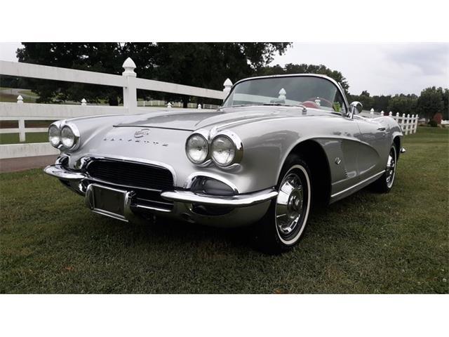 1962 Chevrolet Corvette (CC-1524331) for sale in Greensboro, North Carolina