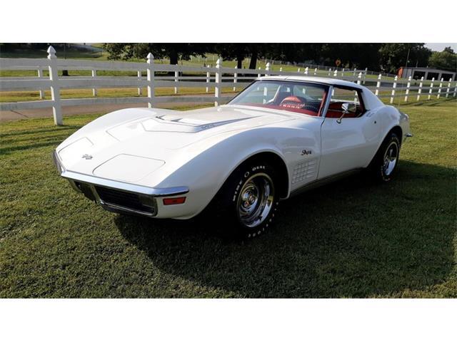 1971 Chevrolet Corvette (CC-1524332) for sale in Greensboro, North Carolina