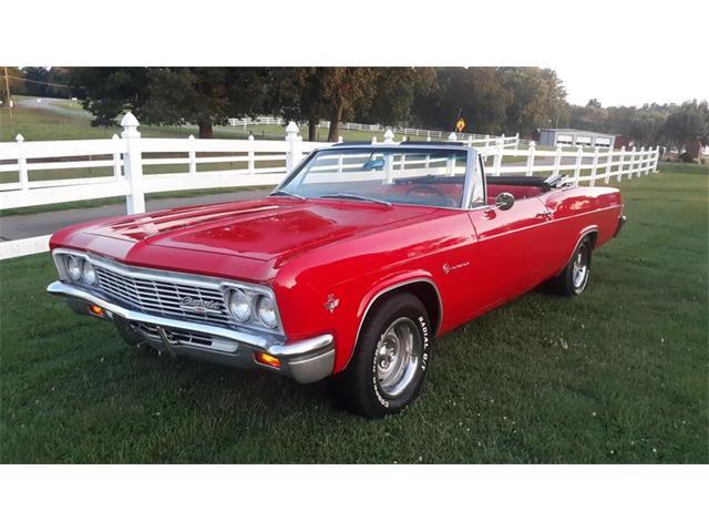 1966 Chevrolet Impala (CC-1524337) for sale in Greensboro, North Carolina