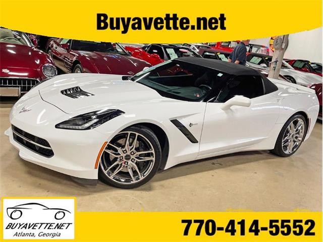 2014 Chevrolet Corvette (CC-1524340) for sale in Atlanta, Georgia