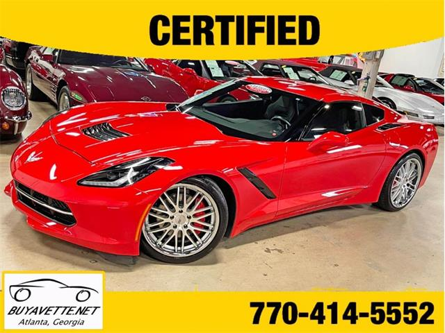 2016 Chevrolet Corvette (CC-1524341) for sale in Atlanta, Georgia