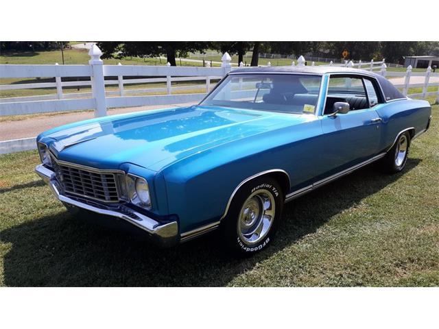 1972 Chevrolet Monte Carlo (CC-1524346) for sale in Greensboro, North Carolina