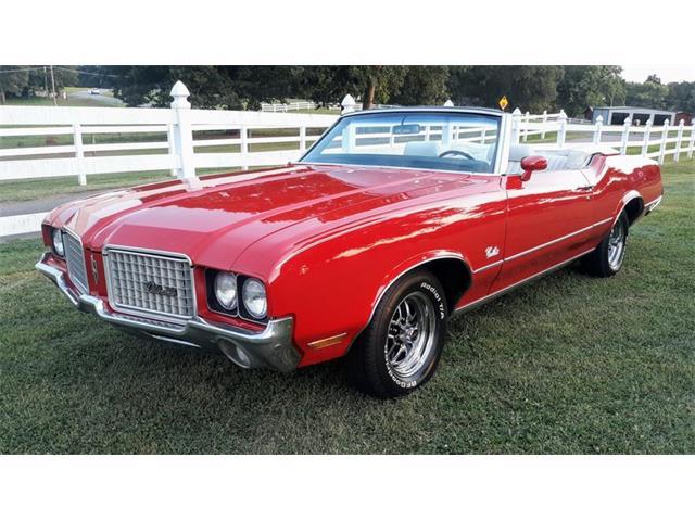 1972 Oldsmobile Cutlass (CC-1524349) for sale in Greensboro, North Carolina