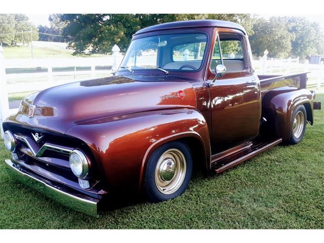 1955 Ford F100 (CC-1524352) for sale in Greensboro, North Carolina