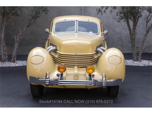 1936 Cord 810 Westchester (CC-1520436) for sale in Beverly Hills, California