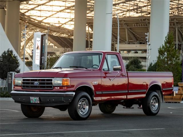 1990 Ford F150 (CC-1524368) for sale in Marina Del Rey, California