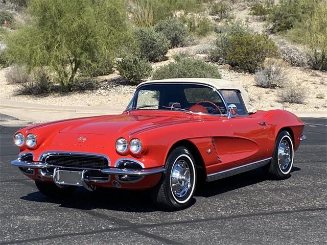 1962 Chevrolet Corvette (CC-1524370) for sale in Phoenix, Arizona