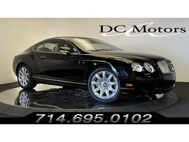 2005 Bentley Continental (CC-1524374) for sale in Anaheim, California