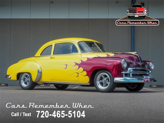 1950 Chevrolet Deluxe (CC-1524375) for sale in Englewood, Colorado