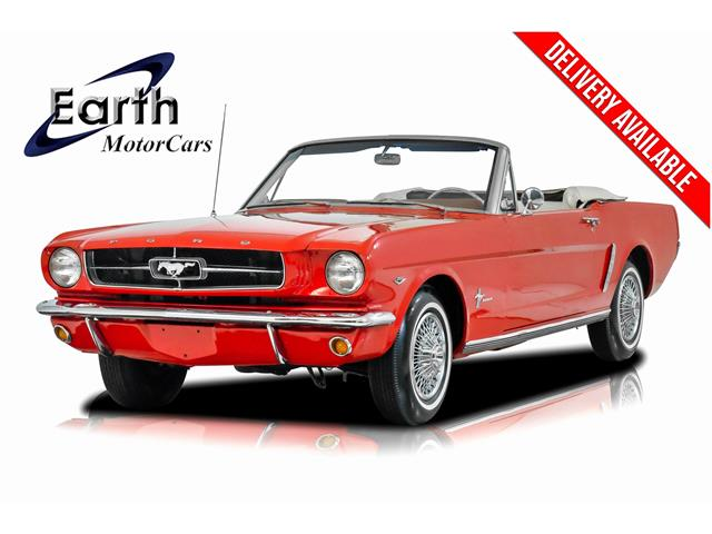 1965 Ford Mustang (CC-1524378) for sale in Carrollton, Texas
