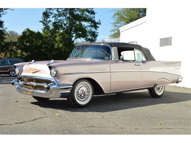 1957 Chevrolet Bel Air (CC-1524384) for sale in Springfield, Massachusetts