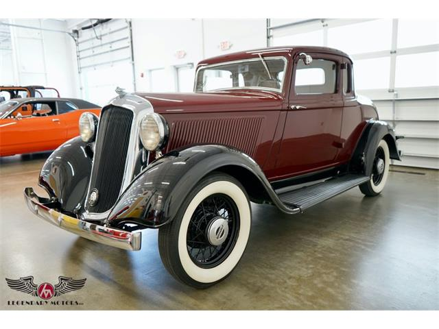 1933 Plymouth PC (CC-1524387) for sale in Rowley, Massachusetts