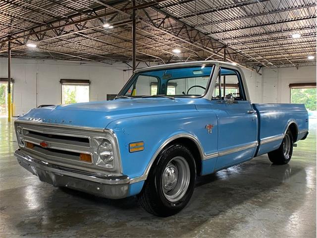1968 Chevrolet C10 (CC-1524391) for sale in Marietta, Georgia