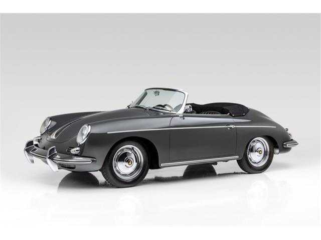 1962 Porsche 356B (CC-1524404) for sale in Costa Mesa, California