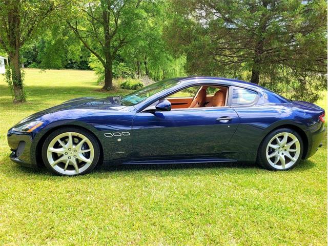 2013 Maserati GranTurismo (CC-1524408) for sale in Concord, North Carolina