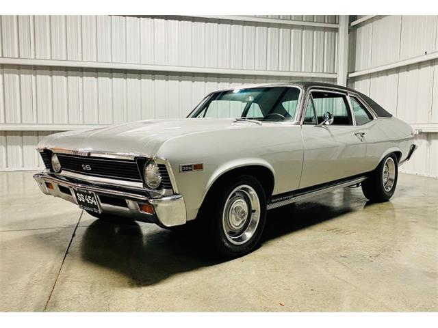 1968 Chevrolet Nova (CC-1524428) for sale in Largo, Florida