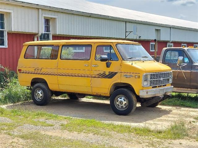 1980 Chevrolet G30 (CC-1524456) for sale in Woodstock, Connecticut