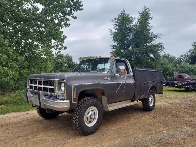 1979 GMC 1 Ton Flatbed (CC-1524457) for sale in woodstock, Ct.