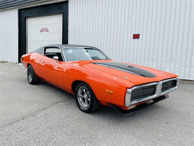 1972 Dodge Charger (CC-1524476) for sale in st-jerome, Quebec
