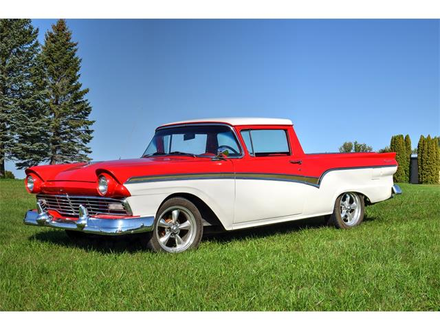 1957 Ford Ranchero (CC-1524504) for sale in Watertown , Minnesota
